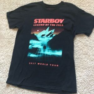 The Weeknd Starboy t-shirt